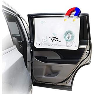 ggomaART Car Window Shade