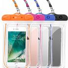 Waterproof floating phone case