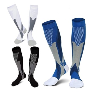 ZFiSt Medical and Athletic Compression Socks - 3 Pairs