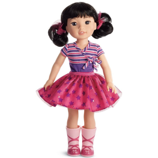American Girl WellieWishers Emerson Doll