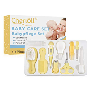 Toulifly Baby Grooming Kit