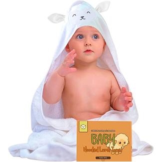 Keababies Baby Hooded Towel