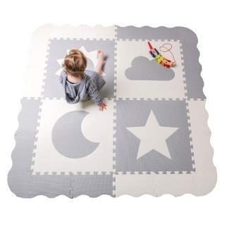 Childlike Behavior Play Mat Tiles