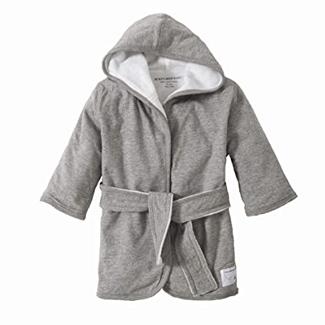 Burt's Bees Baby Hooded Robe Towel