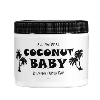 Coconut Baby Oil Organic Moisturizer by Coconut Essentials