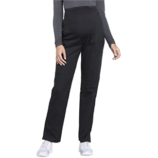 Cherokee Workwear Professionals Maternity Straight Leg Scrub Pant