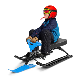 Steerable Downhill Racer