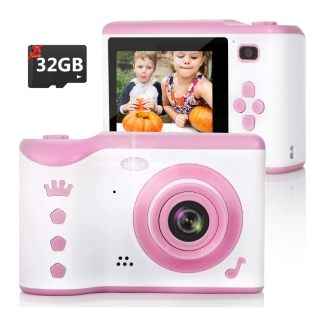 Shockproof Camcorder With Touch Screen