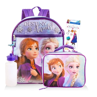 Disney Frozen Backpack and Lunch Bag