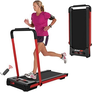 FYC 2-in-1 Folding Treadmill