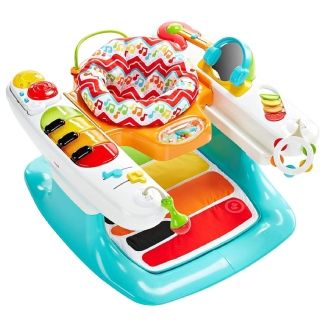Fisher-Price 4-Step Play Piano