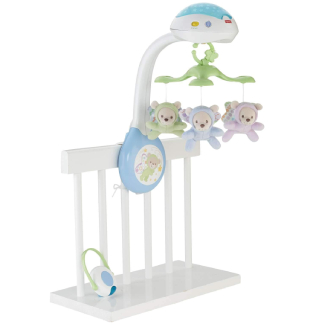 Fisher-Price 3-in-1 Projection Mobile