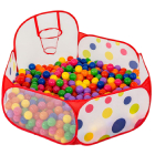 Bounce Around in a Ball Pit