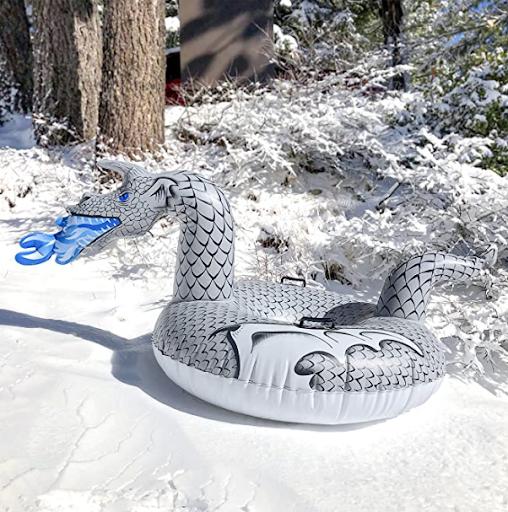 GoFloats Winter Snow Tube