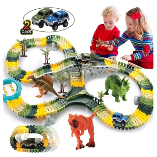 Dinosaur Racetrack