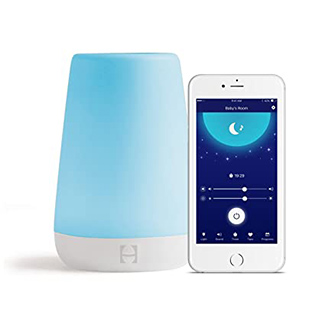 Hatch Baby Rest Sound Machine, Night Light and Time-to-Rise Machine
