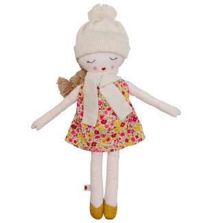 Hearts of Yarn Autumn Doll