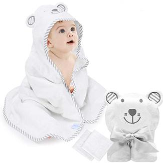 Eccomum Baby Hooded Towel