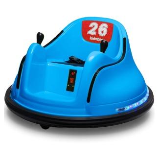 KidZone Ride-On Bumper Car