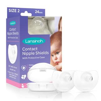 Lansinoh Nipple Shield for Breastfeeding