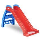 Channel Excess Energy with a Toddler Slide