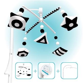 Montessori Black and White Mobile