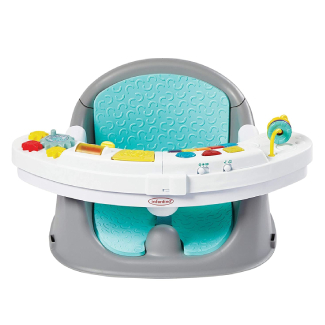 Infantino Music & Lights 3-in-1 Discovery Booster Seat