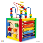 Learn with an Activity Cube
