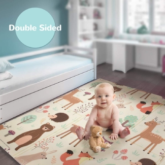 Forstart Baby Reversible Play Mat