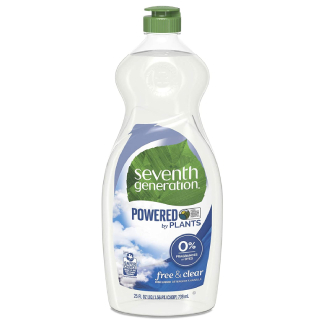 Seventh Generation Dish Liquid Soap