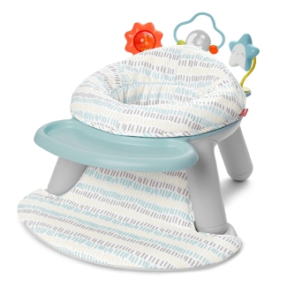 Skip Hop Silver Lining Cloud Baby Chair