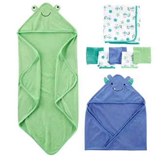 Simple Joys by Carter's 8-Piece Towel and Washcloth Set