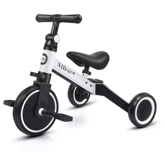 XJD 3-in-1 Kids Tricycle