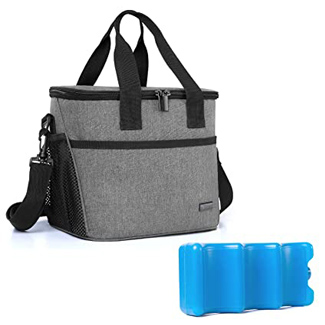 Yarwo Breast Milk Cooler Bag with Ice Pack