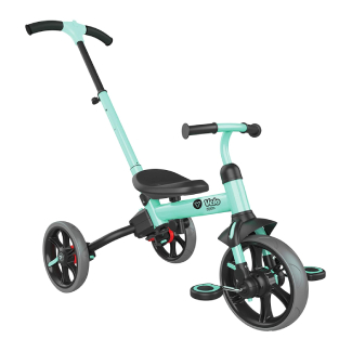 4-in-1 Toddler Trike to Balance Bike