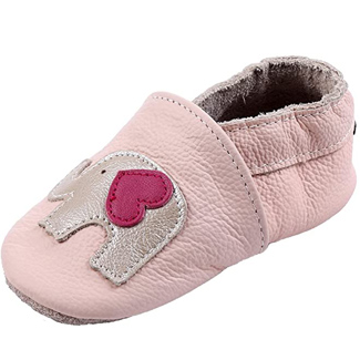 iEvolve Soft Sole Baby Moccasins
