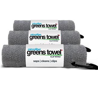 Greens Microfiber Towels