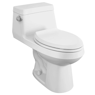 American Standard Colony Right Height Elongated One-Piece Toilet