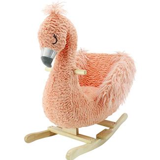 Flamingo Rocking Horse