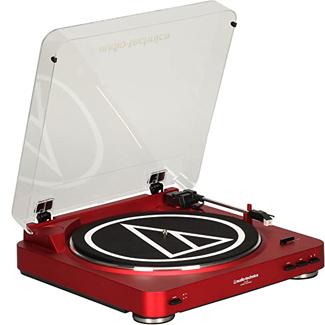 Audio Technica AT-LP60RD