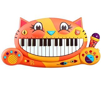 B. toys – Meowsic Toy Piano