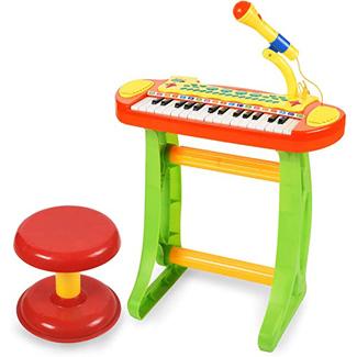 Keyboard with Karaoke