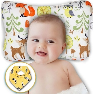 Bliss n' Baby Head Shaping Pillow