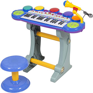 37-Key Kids Electronic Musical Instrument Piano