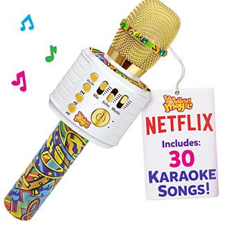 Motown Magic Bluetooth Karaoke Mic