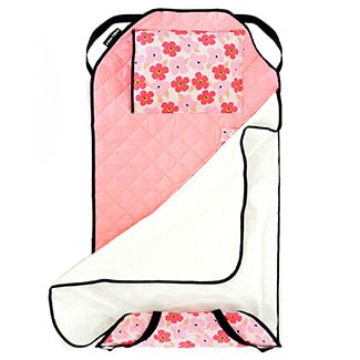 Urban Infant Tot Cot All-in-One Modern Preschool/Daycare Nap Mat