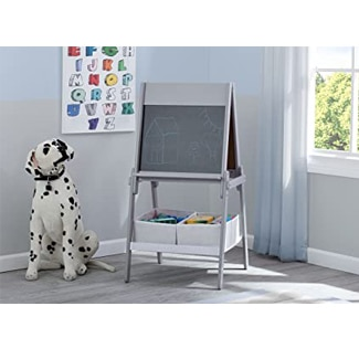 Delta Children Double-Sided Storage Easel