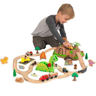 KidKraft Dinosaur Train Set