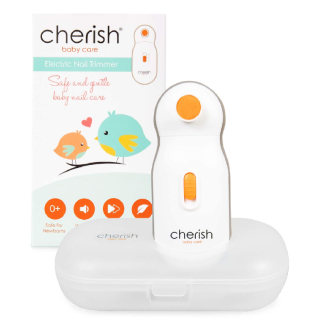 Cherish Baby Care Electric Baby Nail File