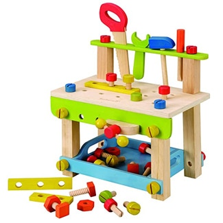 EverEarth Toddler Workbench